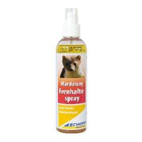 Nyestriasztó és rágásgátló spray