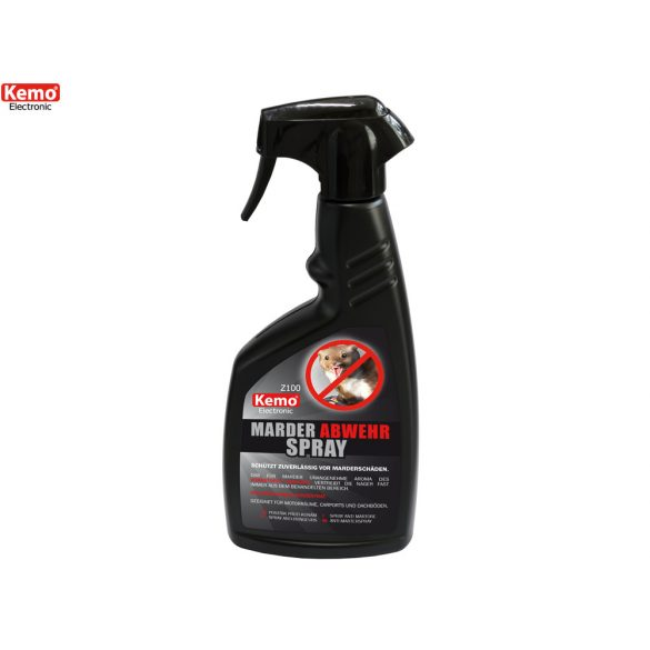 Kemo Z100 nyestriasztó spray 500ml