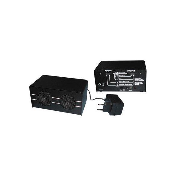 Weitech wk0600 elektromos ultrahangos nyest és rágcsálóriasztó készülék 325m2